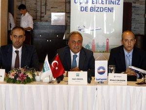 SunExpress ve CLK Akdeniz'den 'bilet' anlaşması