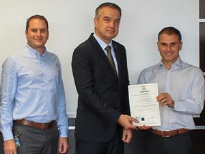 Türk Loydu, Gemiadamı işe alım ve yerleştirme servis sağlayıcısı ilk sertifikayı yayınladı