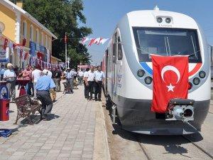 Konya-Akşehir raybüs seferlerine ikinci indirim