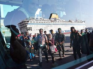 Amerika 10 Suriyeli sığınmacı alacak