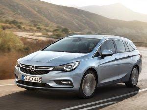 Opel Astra Sport Tourer de Almanya'da!
