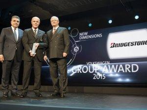 Bridgestone'ye VW Grup ödülü!
