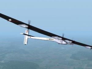 Yasemin Borschberg: Solar Impulse bir devrimdir