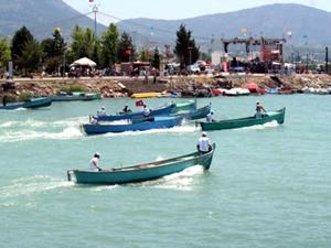 Beyşehir'de 128 kişiye tekne ehliyeti verildi