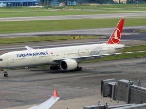 THY'nin yeni uçağı filoya katıldı