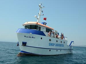 Karadeniz'de dipte yaşayan canlı türleri araştırılıyor