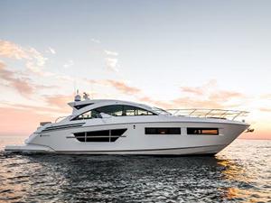 Cruisers yeni inşa ettiği 60 Cantius'u piyasaya sürüyor