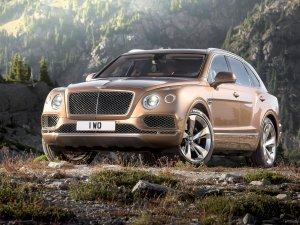 ''En hızlı ve en güçlü SUV'': Bentley Bentayga