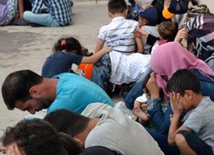 Çanakkale'de 637 kaçak yakalandı