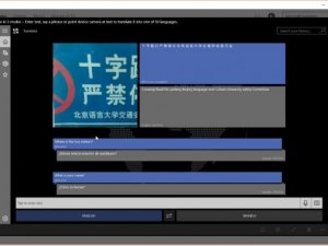 Microsoft'un yeni sürprizi: Translator