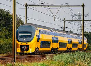 Hollanda'dan muhteşem gelişme: Demiryolları, enerjisini tamamen rüzgârdan karşılayacak