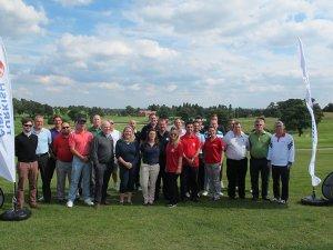 THY Birmingham'da golf turnuvası düzenledi
