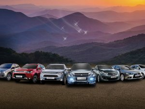 Mitsubishi ilk 6 ayda yüzde 45 büyüdü!