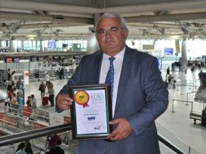 Atatürk Havalimanı ve Gazipaşa-Alanya Havalimanı zirveye çıktı