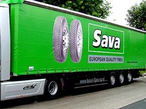Sava, kamyon lastiğinde ebat sayısını artırdı!