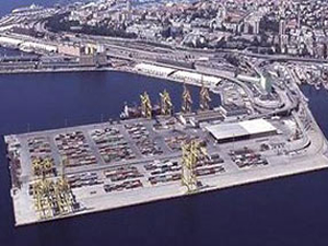 Trieste Limanı'nda ardiye ücretleri zamlandı