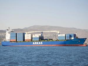 Arkas Deniz Ticaret Filosuna iki yeni gemi daha kattı