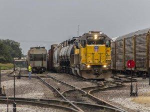 Amerika'da demiryolu hisseleri zenginlerin ilgi odağı oldu