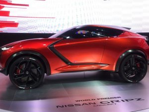 Nissan, Frankfurt'ta konsept aracı Gripz'i tanıttı