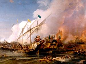 Preveze Deniz Zaferi'nin 477'nci Yıldönümü