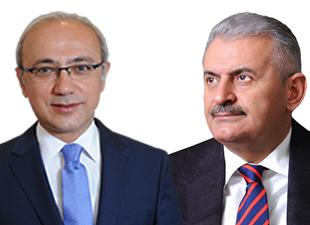Eski bakanlar Binali Yıldırım, İsmet Yılmaz ve Lütfi Elvan AK Parti'den yeniden aday gösterildi