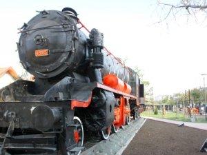 Tuzlalılar, nostaljik trenle tanıştı
