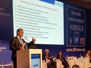 IRF Avrupa ve Orta Asya Bölge Kongresi İstanbul'da gerçekleştirildi!