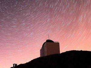 2 bin 500 metrede gökyüzü nöbeti