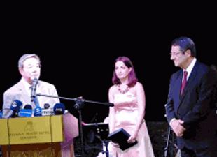 IMO Genel Sekreteri Sekimizu, 2015 Kıbrıs Denizcilik Konferansı'na katıldı