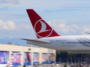 THY'nin yeni uçağı filoya katılmaya hazır