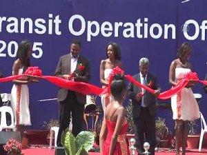 Etiyopya'nın ilk hafif raylı sistemi hizmete açıldı