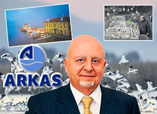 Lucien Arkas'tan yarınlara miras
