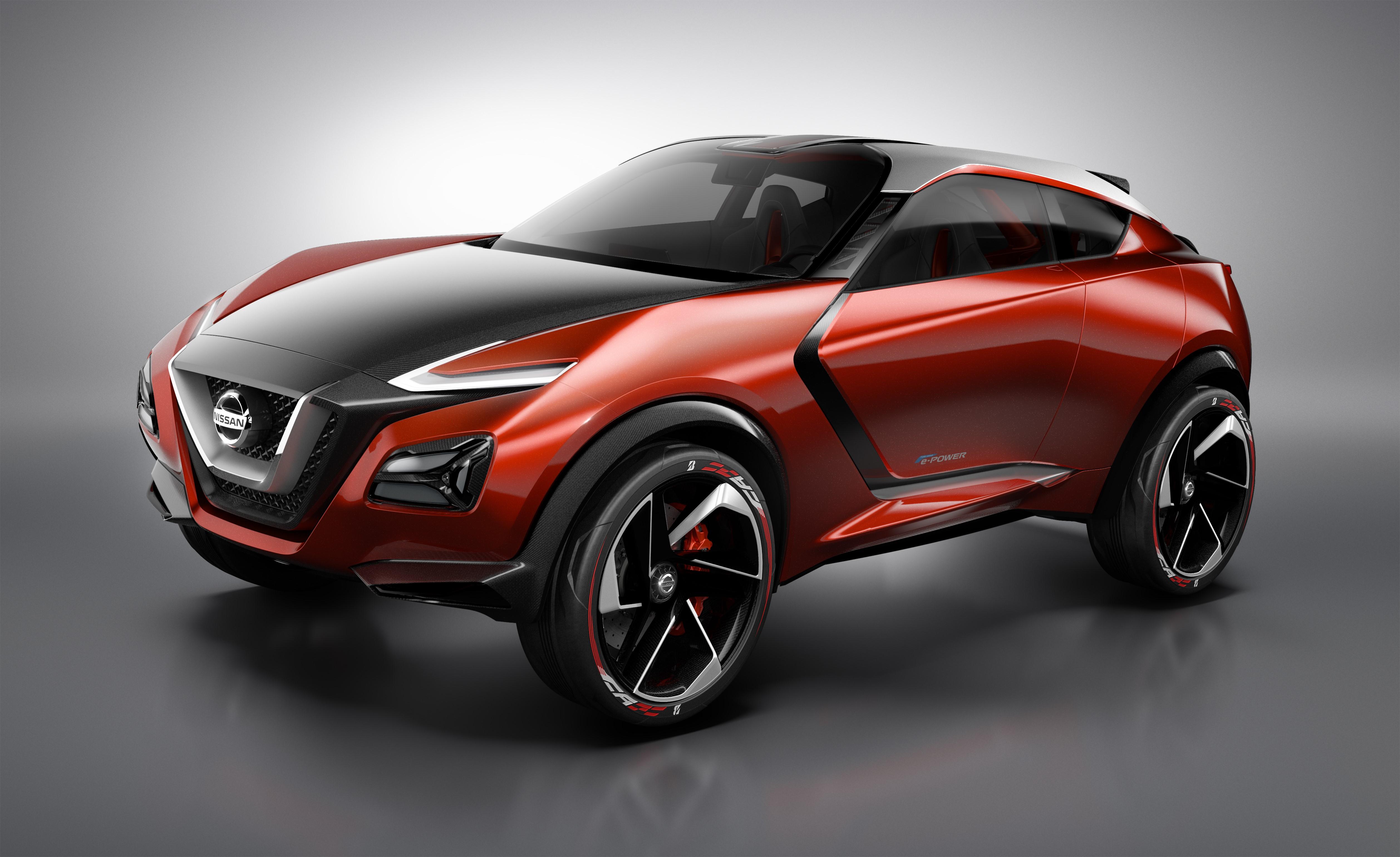Yeni bir crossover anlayışı: Nissan Gripz