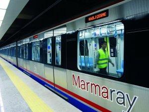 Marmaray Türkiye'yi taşıdı