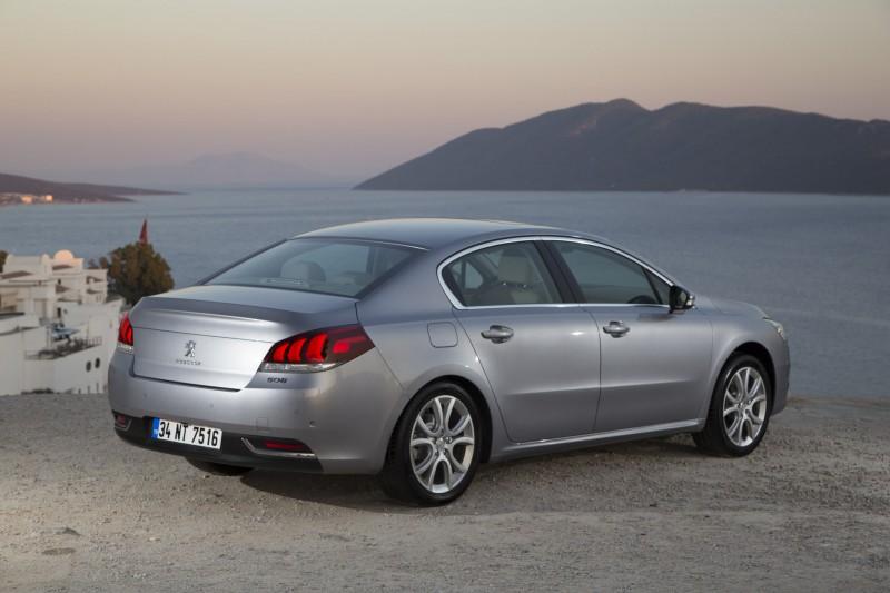 Yeni Peugeot 508 BlueHDI ülkemizde!
