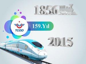 TCDD, kuruluşunun 159. yılını kutluyor