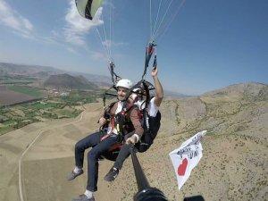 600 metrede evlilik teklifi