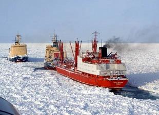 Kuzey Deniz Yolu, Süveyş Kanalı'na rakip olabilir