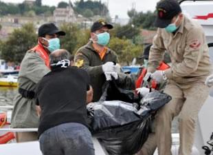 9 eylül'de kaybolan balıkçının cesedi bulundu
