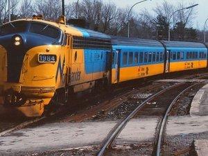 Hollanda'nın tren ulaşımına rüzgar desteği