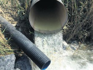 Anamur'dan KKTC'ye Su Götürme Projesi'nde su, Ada'ya ulaştı