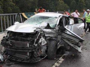 Trafik kazalarının 10 yıllık acı bilançosu: 42 bin 420 ölü, 2 milyon 264 bin 441 yaralı