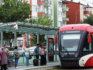 Samsun'da raylı sistem rekor kırdı