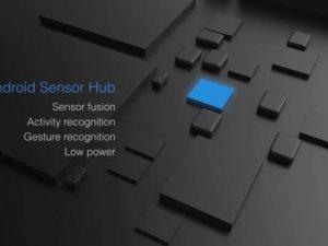 Google Android sensörünü tanıttı