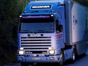 """Scania, """"Tüm Zamanların En İyi Kamyonu"""" seçildi"""