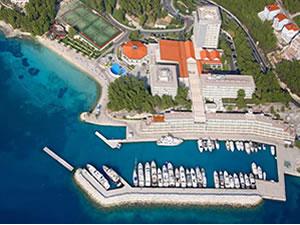 Saadettin Saran, Hırvatistan'da otel ile birlikte marina satın alıyor