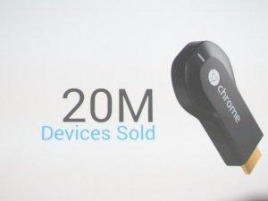 Chromecast 2.0 adlı cihaz da tanıtıldı