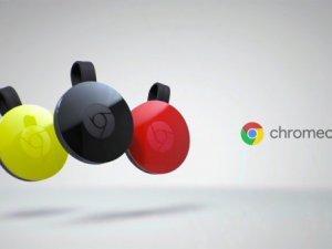 Spotify'nin Chromecast'i de görüldü