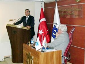Özkan Poyraz, Körfez'de kritik ÇED için müjde verdi!