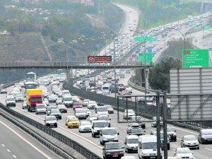 Köprü ve otoyol geliri 590 milyon lirayı aştı